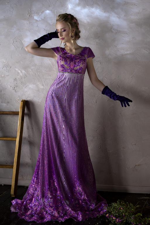 074410abbd7 Абитуриентска рокля 55 Hadassa