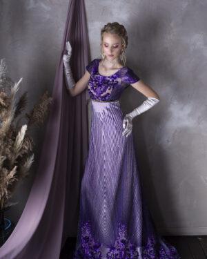 Абитуриентска рокля 57 Hadassa