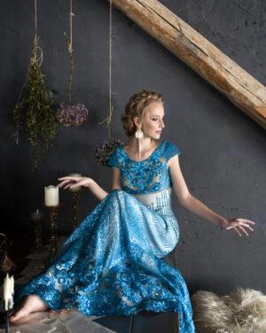 Абитуриентска рокля 56 Hadassa