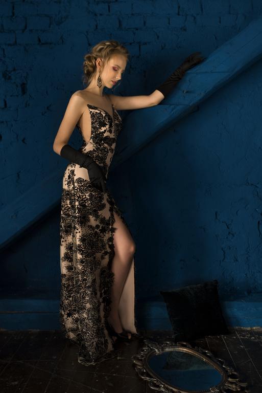 Абитуриентска рокля 64 Hadassa
