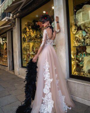 Сватбена рокля Соул Hadassa