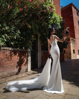 Сватбена рокля Спирит Hadassa