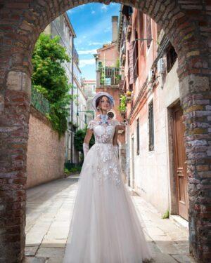 Сватбена рокля Тревиса Hadassa