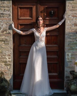 Сватбена рокля Валда Hadassa