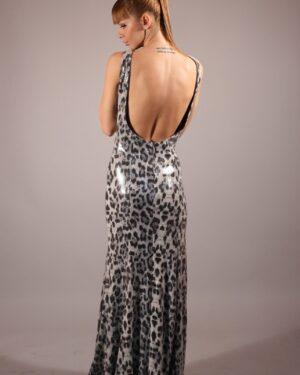 Абитуриентска рокля 4103