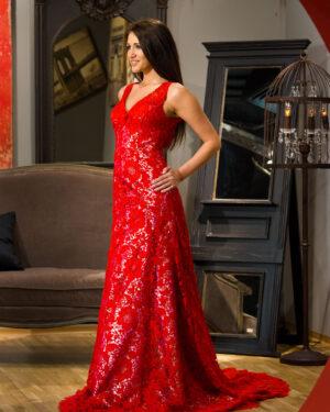 Абитуриентска рокля Вега Hadassa