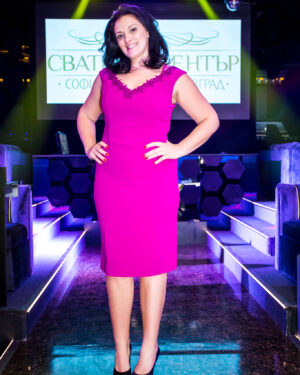 Абитуриентска рокля 8216