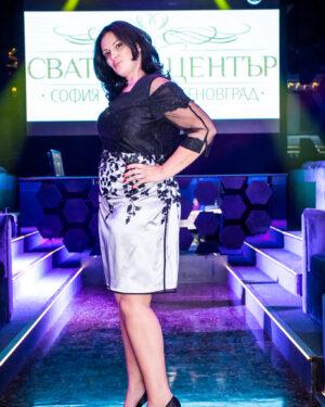 Абитуриентска рокля RV 01580