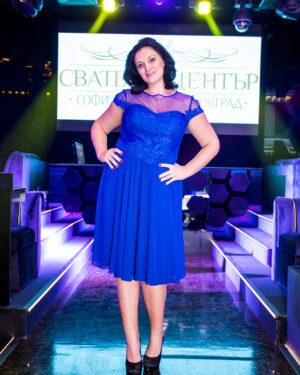 Абитуриентска рокля 6005