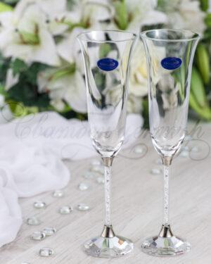 Кристални чаши CRISTIANI флейта