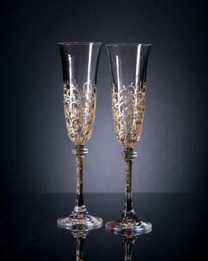 Кристални чаши Александър