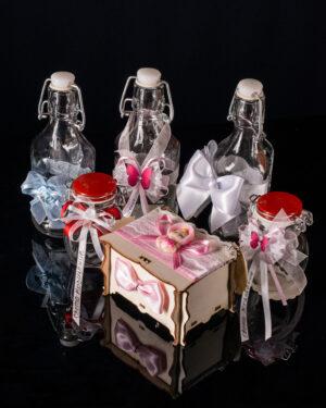 Стъклени бутилки за миро