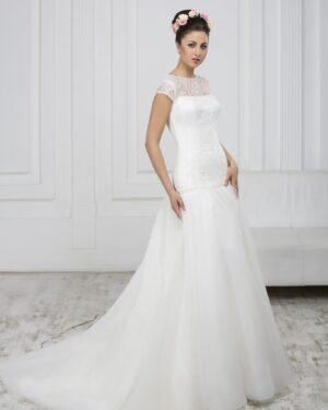 Булчинска рокля Августа Hadassa