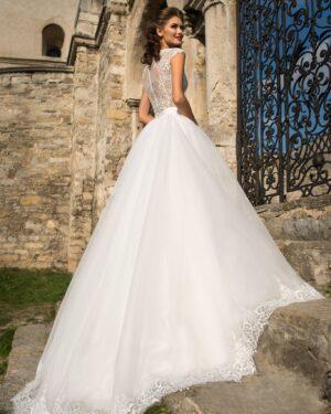 Булчинска рокля Росабела Hadassa