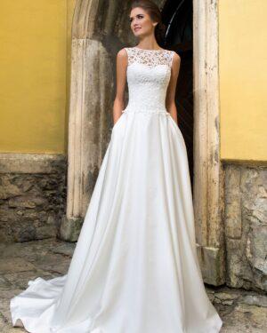 Булчинска рокля Шанън Hadassa