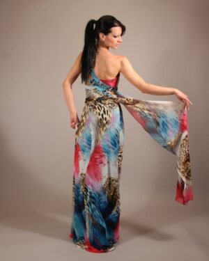 Абитуриентска рокля 2301