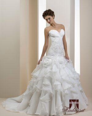 Булчинска рокля Роза Hadassa