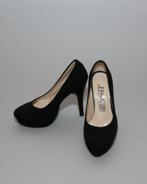 Официални дамски обувки класически