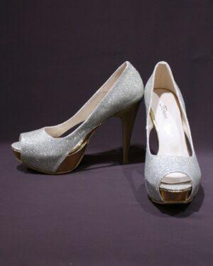 Официални дамски обувки отворени