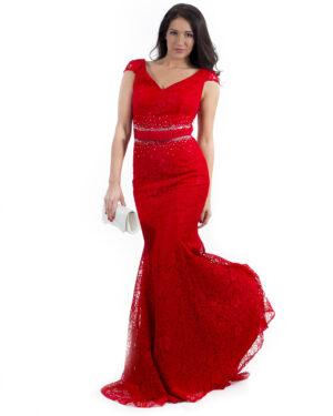 Абитуриентска рокля 0118