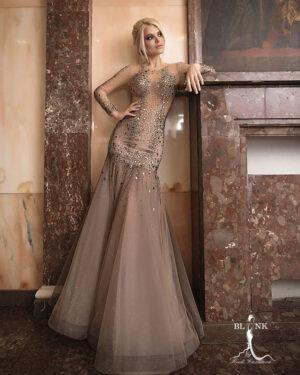 Абитуриентска рокля Diamond Murmaid Blink