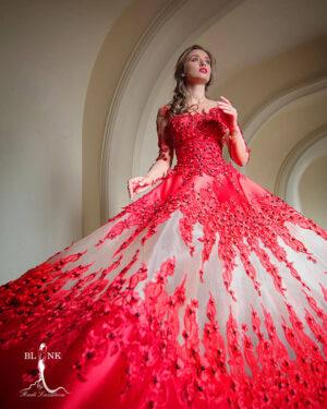 Абитуриентска рокля Georgina Blink
