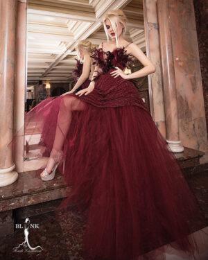 Абитуриентска рокля Maxillaria Blink