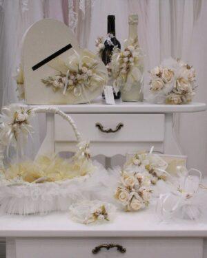 Сватбен сет 10-66
