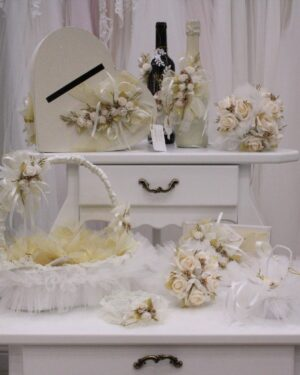 Сватбен сет 10-62