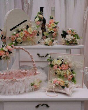 Сватбен сет 10-63