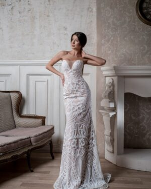 Сватбена рокля Джоли Hadassa