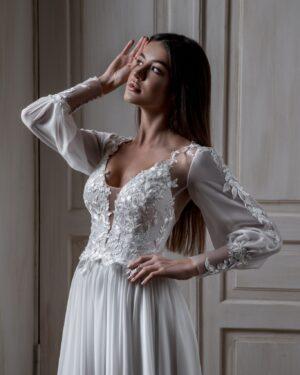 Сватбена рокля Ема Hadassa