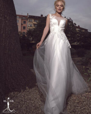 Сватбена рокля ACINETA BLINK by Radi Lazarova