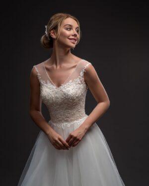 Сватбена рокля Одри Hadassa