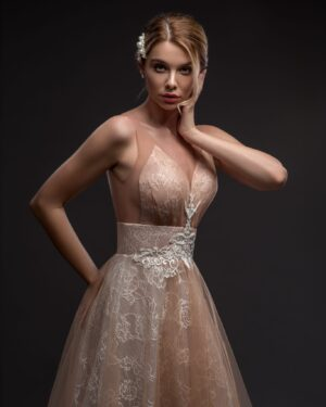 Сватбена рокля Аврора Hadassa