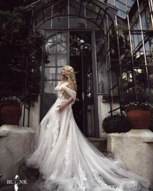 Сватбена рокля BARBODIA BLINK by Radi Lazarova