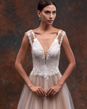 Сватбена рокля Белини Hadassa