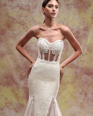 Сватбена рокля Боско Hadassa