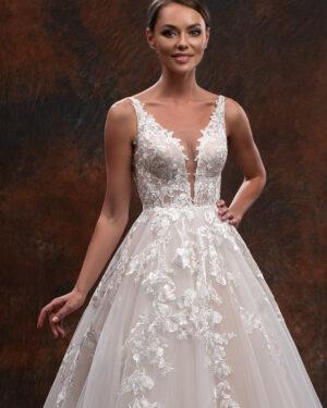 Сватбена рокля Емануела Hadassa
