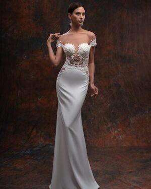 Сватбена рокля Есте Hadassa