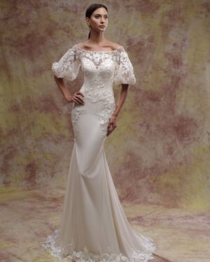 Сватбена рокля Хепи Hadassa