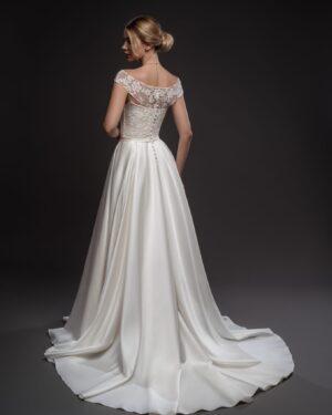 Сватбена рокля Жаклин Hadassa