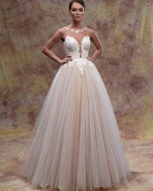 Сватбена рокля Клариса Hadassa