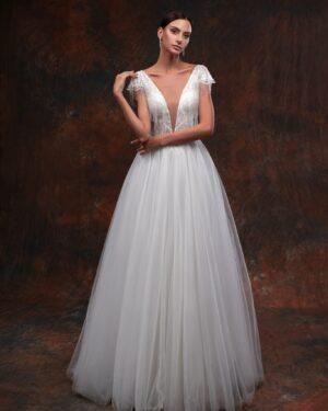 Сватбена рокля Малика Hadassa