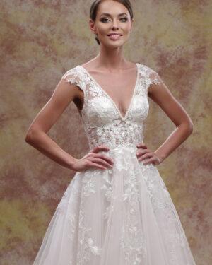 Сватбена рокля Манди Hadassa