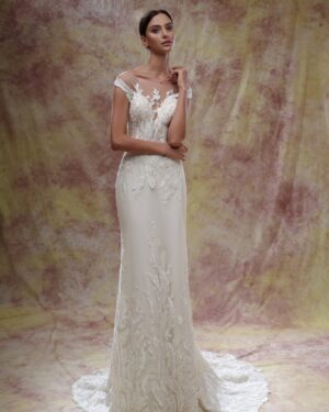 Сватбена рокля Мануела Hadassa