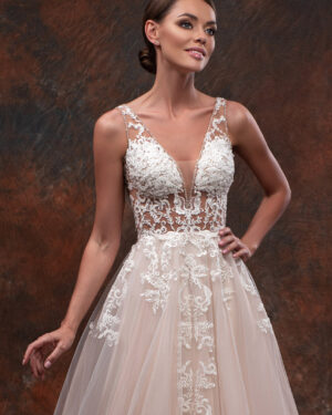 Сватбена рокля Марилея Hadassa
