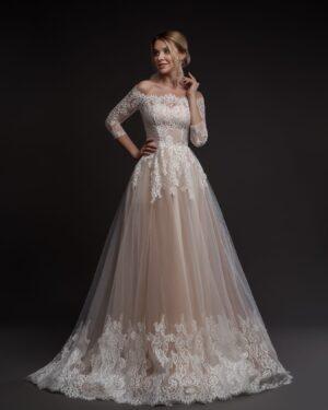 Сватбена рокля Нинон Hadassa