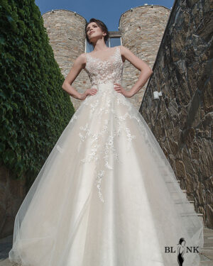 Сватбена рокля SARCOCHILIUS BLINK by Radi Lazarova