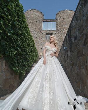 Сватбена рокля STANHOPEA BLINK by Radi Lazarova